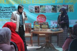 MC Ultah UNSA-5 Mas Aldo dan Mba Jazim
