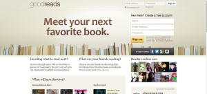 daftar Goodreads dulu